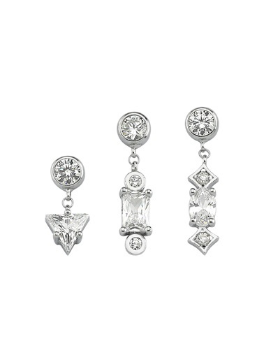 Bendis Design Mia Küpe Gümüş